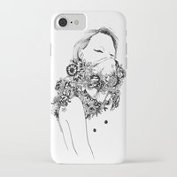 gangster iPhone & iPod Cases featuring Gangster by Avalon lewis