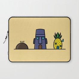 Spongebob's House Laptop Sleeve