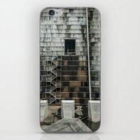 industrial iPhone & iPod Skins featuring Industrial  by Novella Photography