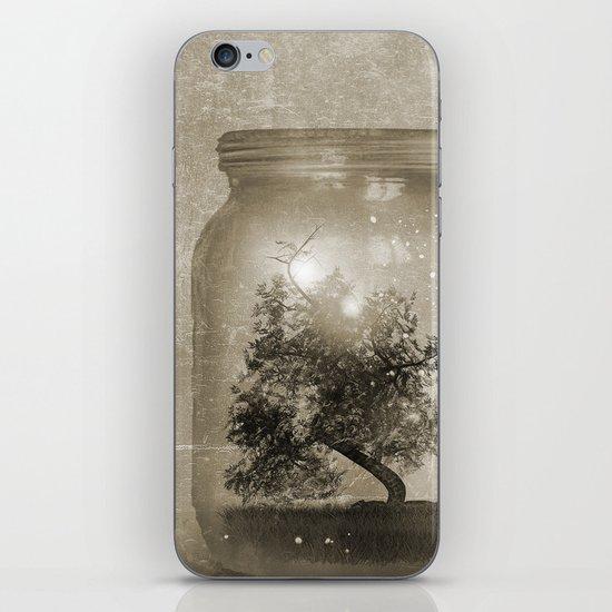 Saving Nature. iPhone & iPod Skin