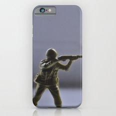 Alone Wolf iPhone 6s Slim Case