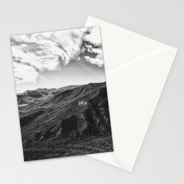 Race Of The Clouds Stationery Cards