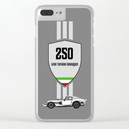 The 250 GTO Clear iPhone Case