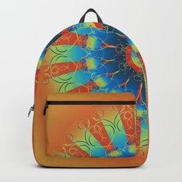 Earth Angel Mandala Backpack
