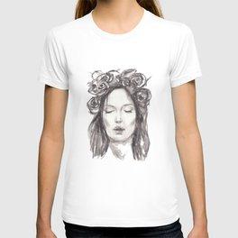 Actress Monica Bellucci - Editorial T-shirt