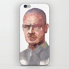 Breaking Bad (Walter White) iPhone & iPod Skin