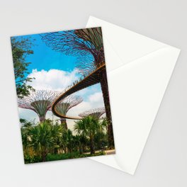 Supertrees, Gardens by the Bay Stationery Cards
