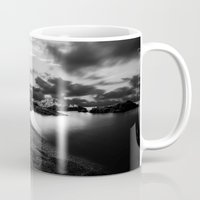 spain Mugs featuring Spain by Daniel Martinez