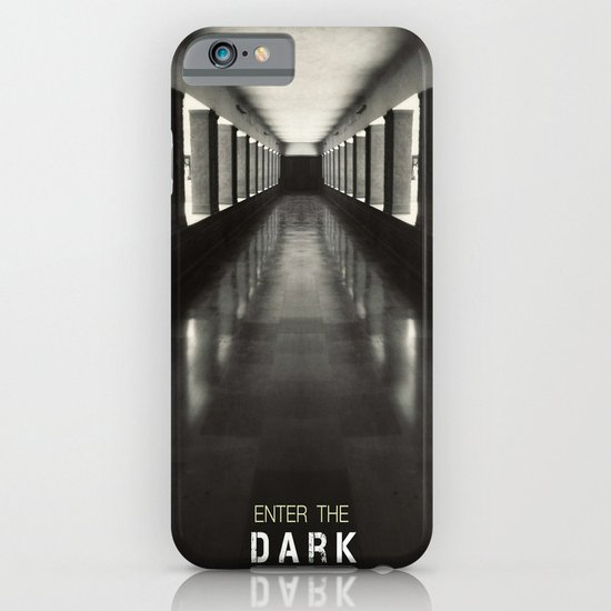 Enter the dark iPhone & iPod Case