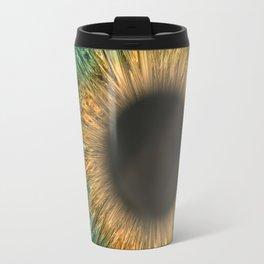The Green Iris Travel Mug