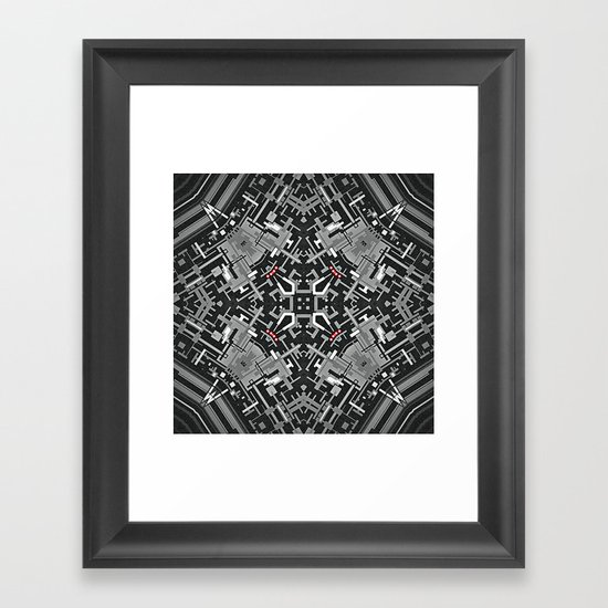 Abstract 41 Framed Art Print
