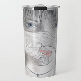Alex closeup Travel Mug