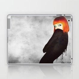 The Girl 5 Laptop & iPad Skin
