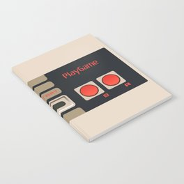 Retro Gamepad Notebook