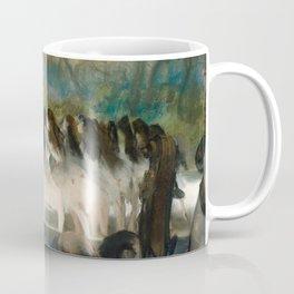 Edgar Degas - Ballet at the Paris Opéra, 1877 Coffee Mug