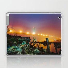 Halifax meets Vice City Laptop & iPad Skin