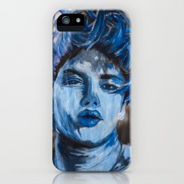 Cerulean Jordan  iPhone Case