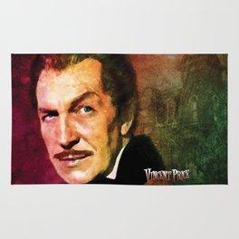 Vincent Price #2 Rug