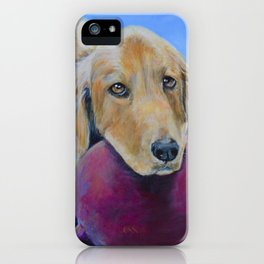 Brogan play time iPhone Case