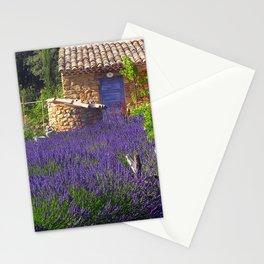 Ma cabane au fond du jardin Stationery Cards