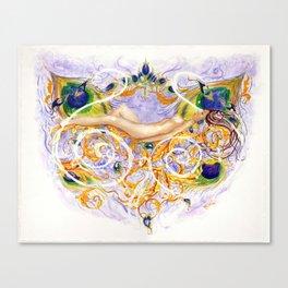 Dreaming Dryad Canvas Print