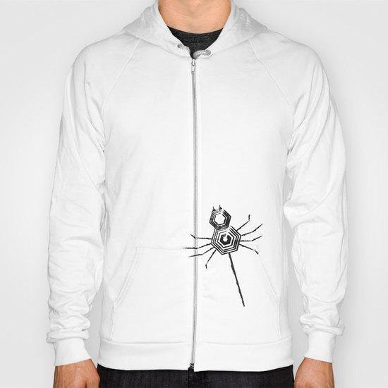 Spiders, spiders, everywhere Hoody