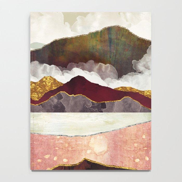 Melon Mountains Notebook