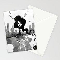 Daytime stars Stationery Cards