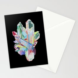 Aqua Aura Stationery Cards