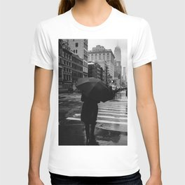Rainy New York IX T-shirt