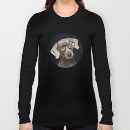 Mr Weimaraner Long Sleeve T-shirt