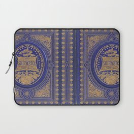 The Shipwreck Book Laptop Sleeve