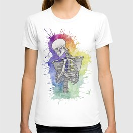 Todos tenemos un lado artistico T-shirt