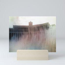 Bellagio Casino Mini Art Print