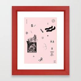 ARIADNE Framed Art Print
