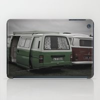 the neighbourhood iPad Cases featuring Self-contained Flat To Let In Quiet Neighbourhood by Catherine Doolan