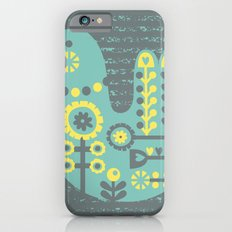Folksy Birdie iPhone 6s Slim Case