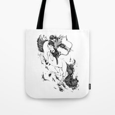 Conquest Tote Bag