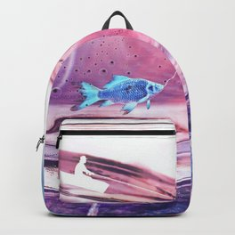 Go Fish Backpack