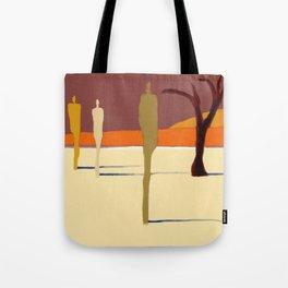 Nomad Afican Desert Tote Bag
