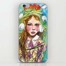 Fashion - Spring is Coming iPhone Skin