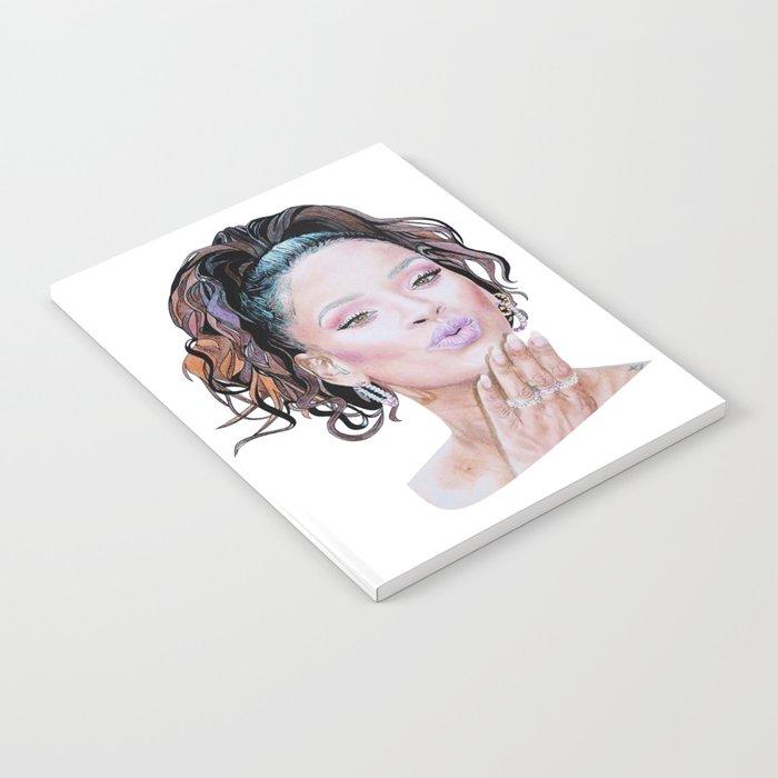 Rihanna Notebook