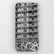 Brussels looking like east Berlin iPhone & iPod Skin