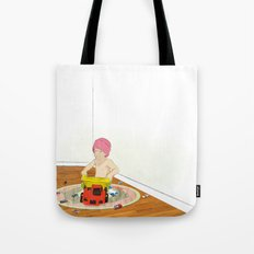 Things That Go Tote Bag
