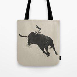 Bullhorns Tote Bag