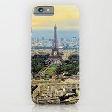 Above Paris iPhone 6s Slim Case