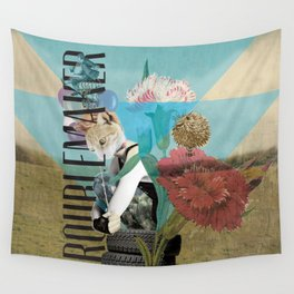 Unshackled, Troublemaker by Lendi Hader Wall Tapestry