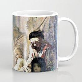 Gustave Dore - La Siesta, Memory Of Spain - Digital Remastered Edition Coffee Mug