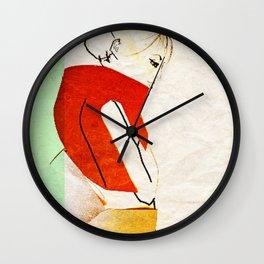New work Wall Clock