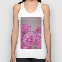rose Tank Tops featuring Rose by Pure Nature Photos